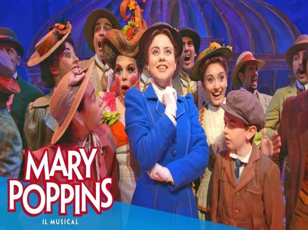 Gita in giornata: mary poppins il musical