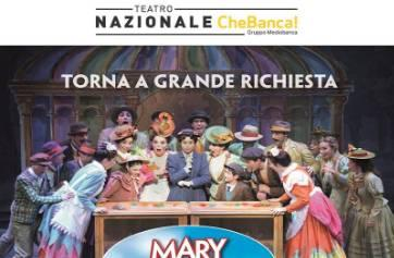 Mary Poppins il Musical a Milano
